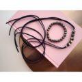 Bracelet-Choker Pyrite