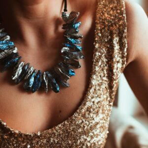 Necklace Quartz