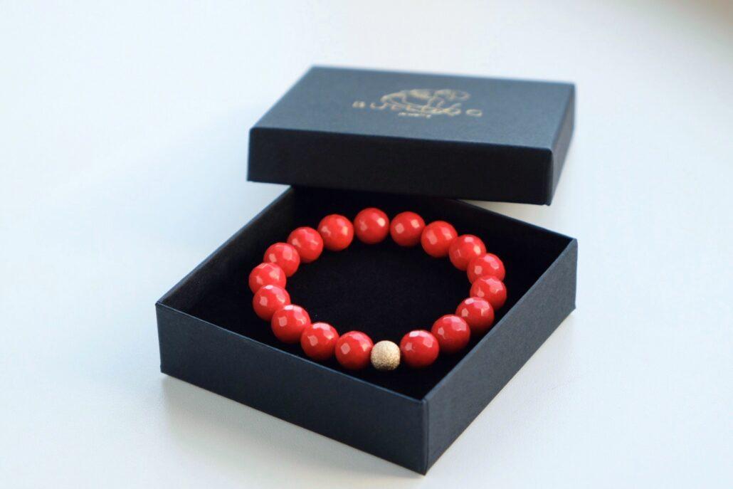 Bracelet Coral
