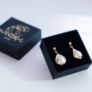 Earrings Freshwater Pearl