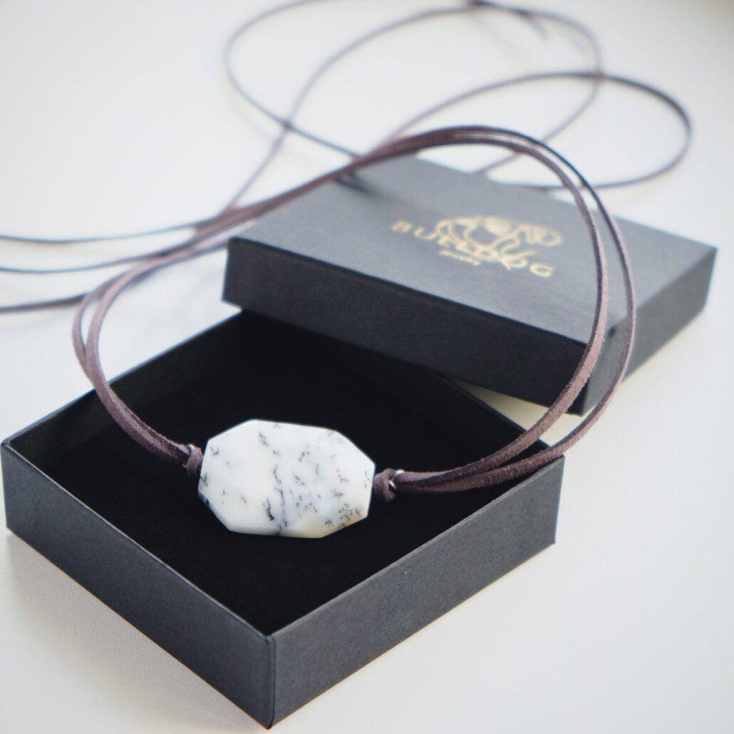 Bracelet-Choker Opal